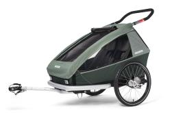 Croozer Kid Vaaya 2 - Jungle Green