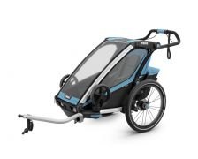 Thule Chariot Sport Blauw - model 2018